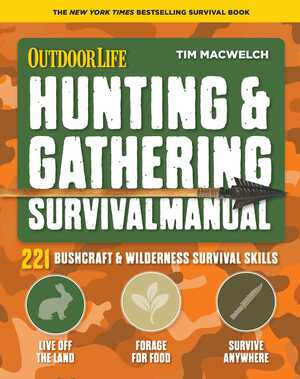 Vignette du livre Hunting & Gathering Survival Manual