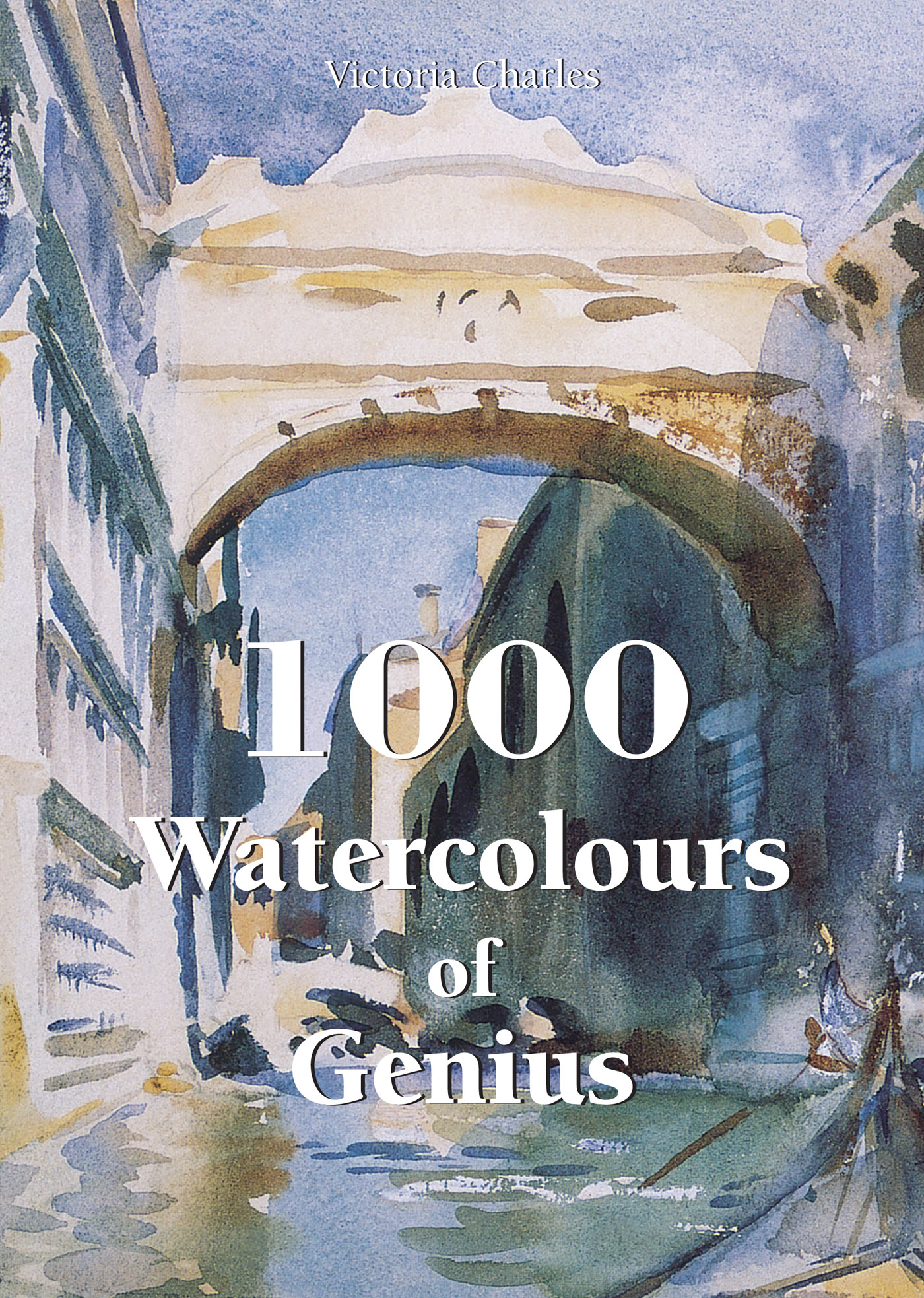 Vignette du livre 1000 Watercolours of Genius