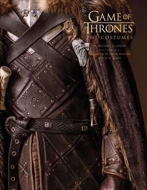 Vignette du livre Game of Thrones: The Costumes, the official book from Season 1 to Season 8