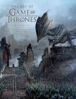 Vignette du livre The Art of Game of Thrones, the official book of design from Season 1 to Season 8