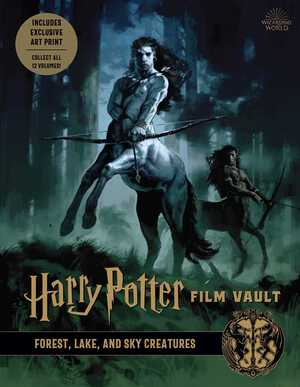 Vignette du livre Harry Potter: Film Vault: Volume 1
