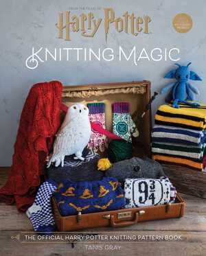 Vignette du livre Harry Potter: Knitting Magic
