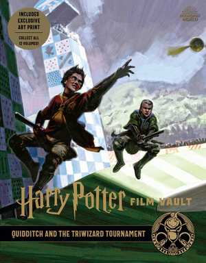 Vignette du livre Harry Potter: Film Vault: Volume 7