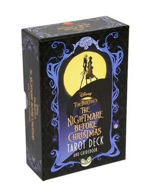 Vignette du livre The Nightmare Before Christmas Tarot Deck and Guidebook