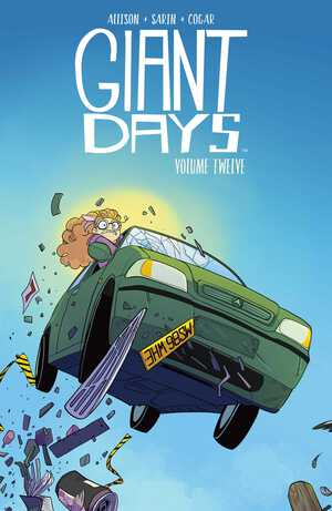 Vignette du livre Giant Days Vol. 12