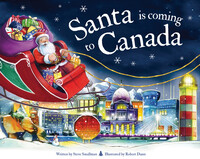Vignette du livre Santa Is Coming to Canada