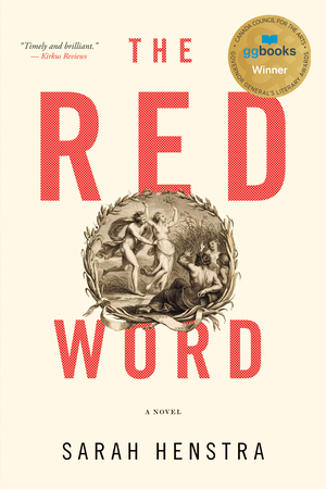 The Red Word - Sarah Henstra