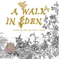 A Walk in Eden - Anders Nilsen
