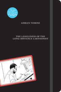 Vignette du livre The Loneliness of the Long-Distance Cartoonist