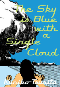 Vignette du livre The Sky is Blue with a Single Cloud
