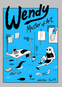 Vignette du livre Wendy, Master of Art - Walter Scott