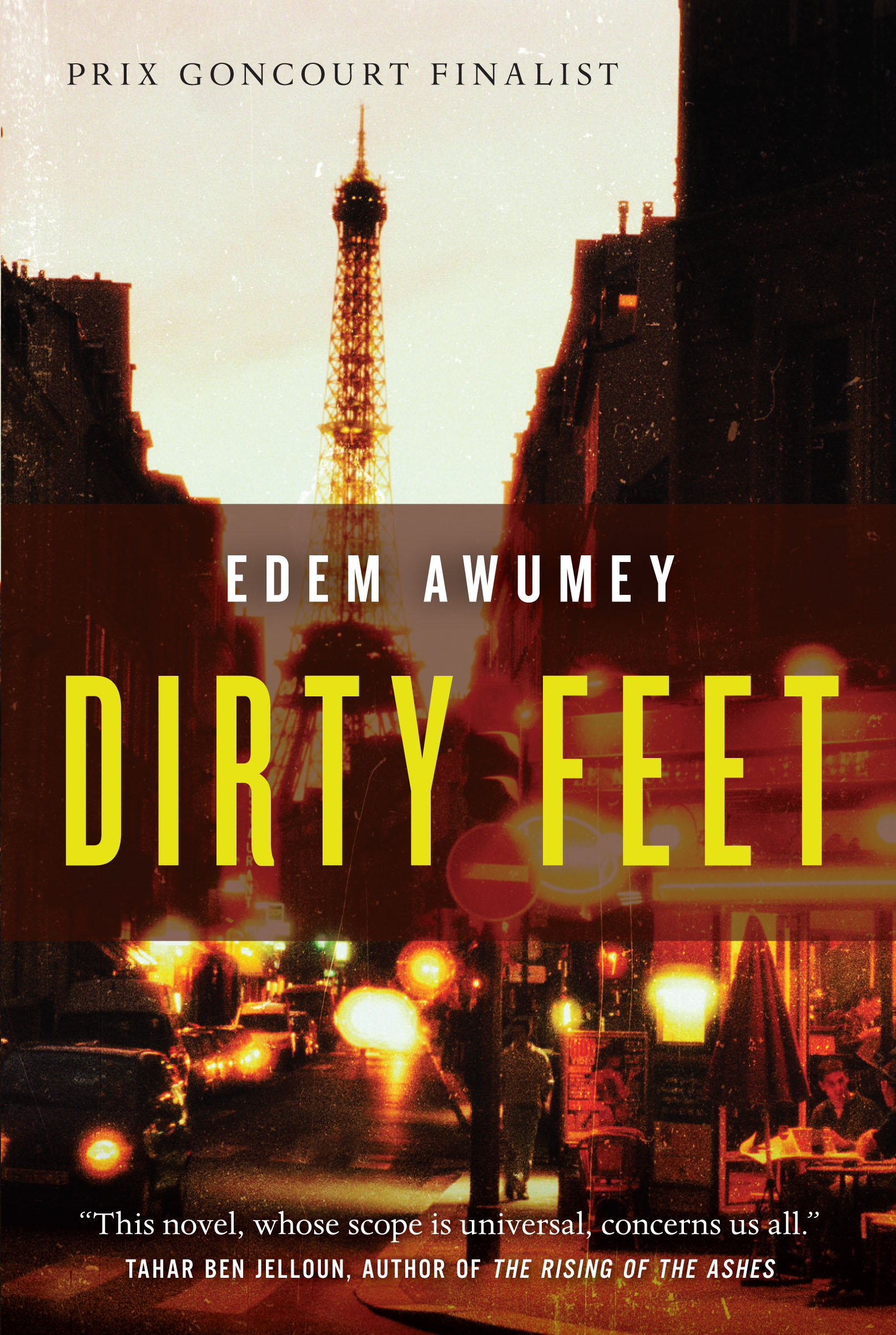 Vignette du livre Dirty Feet