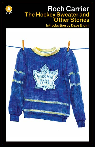 Vignette du livre The Hockey Sweater and Other Stories