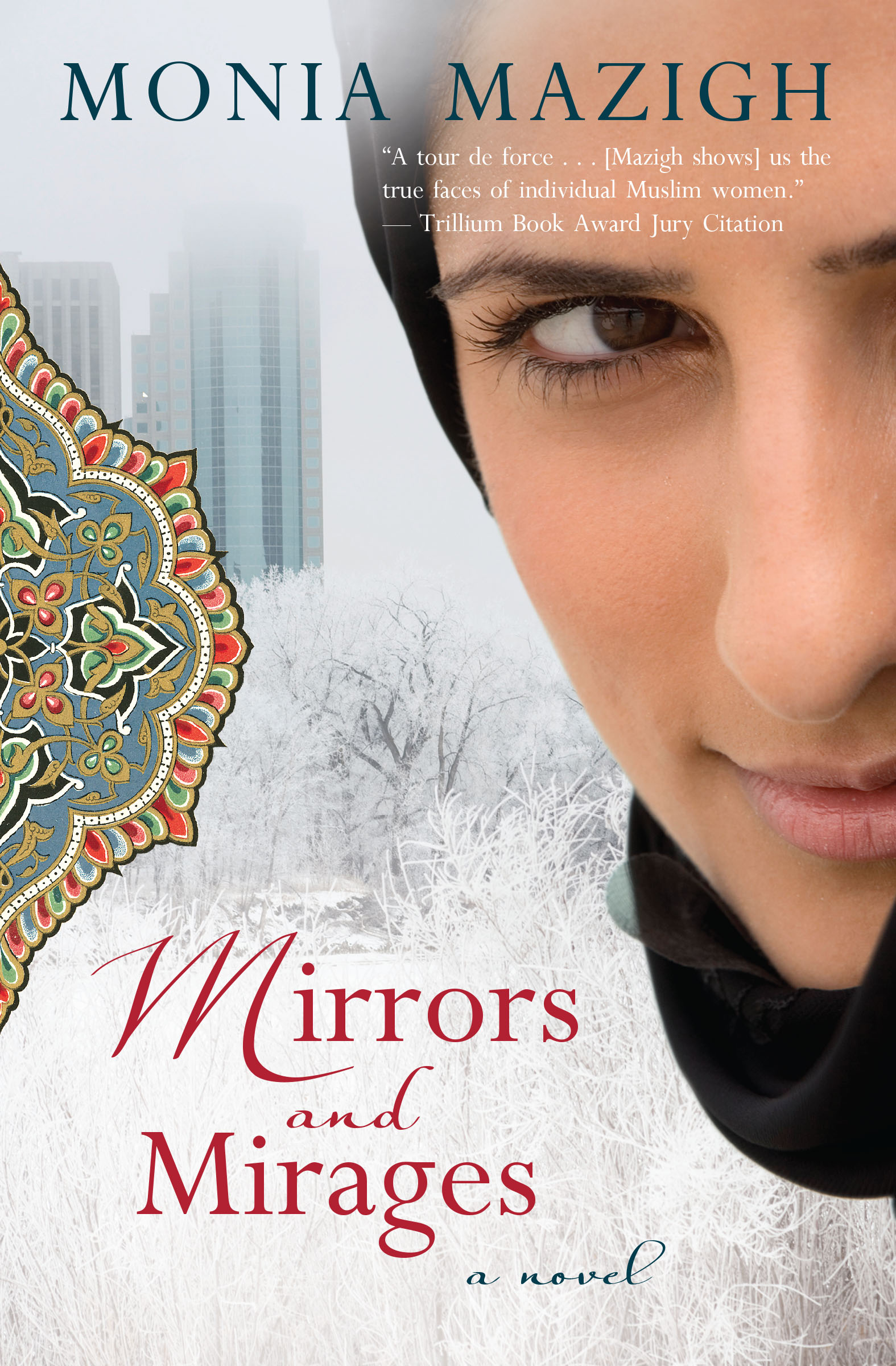 Vignette du livre Mirrors and Mirages