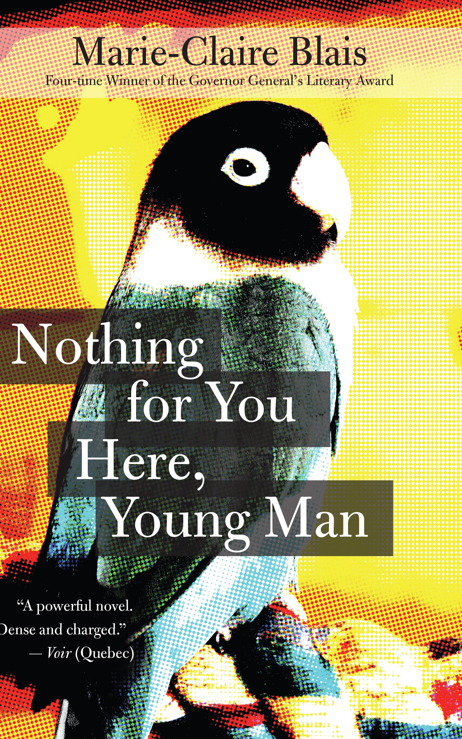 Vignette du livre Nothing for You Here, Young Man