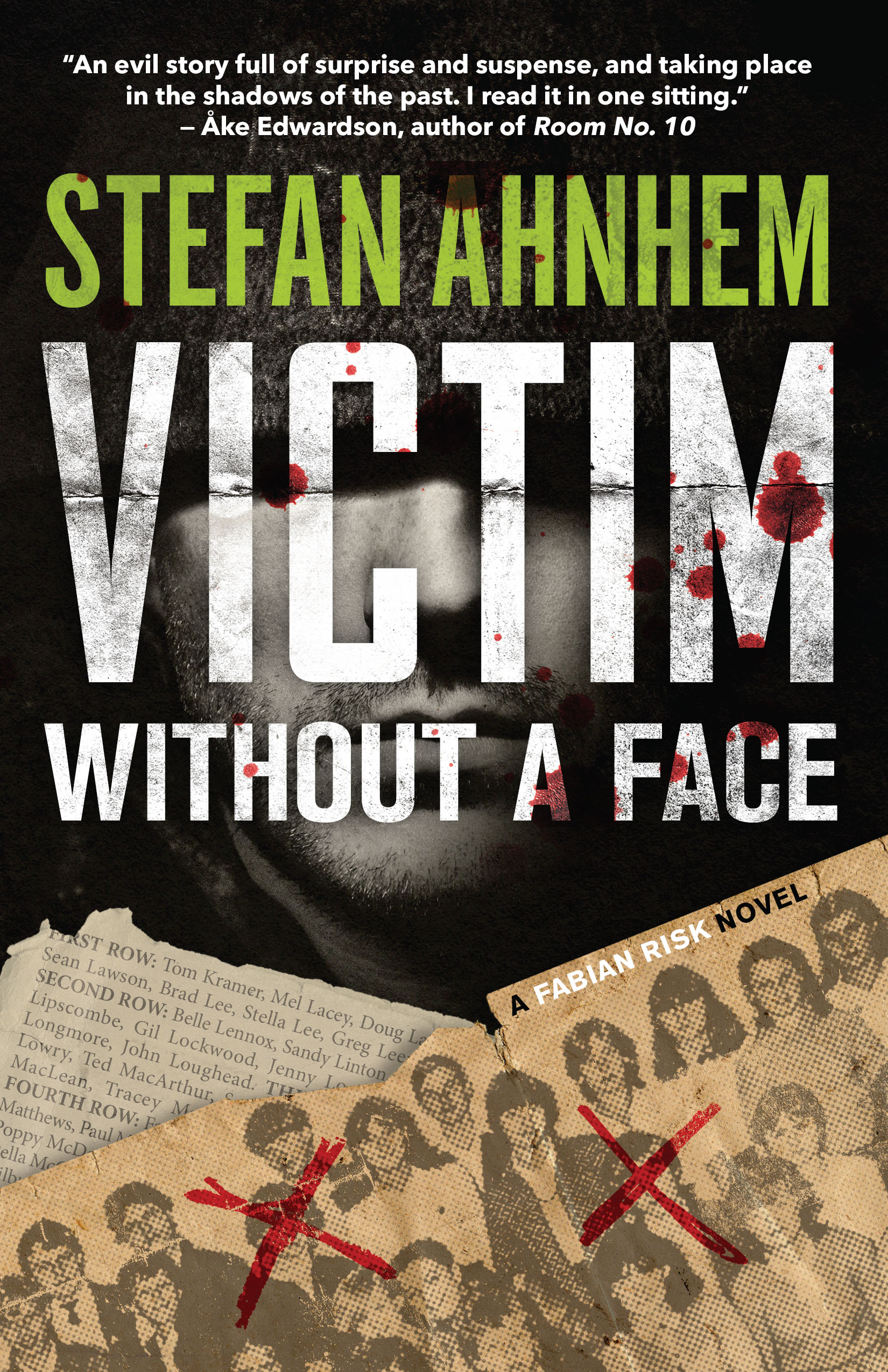 Vignette du livre Victim Without a Face