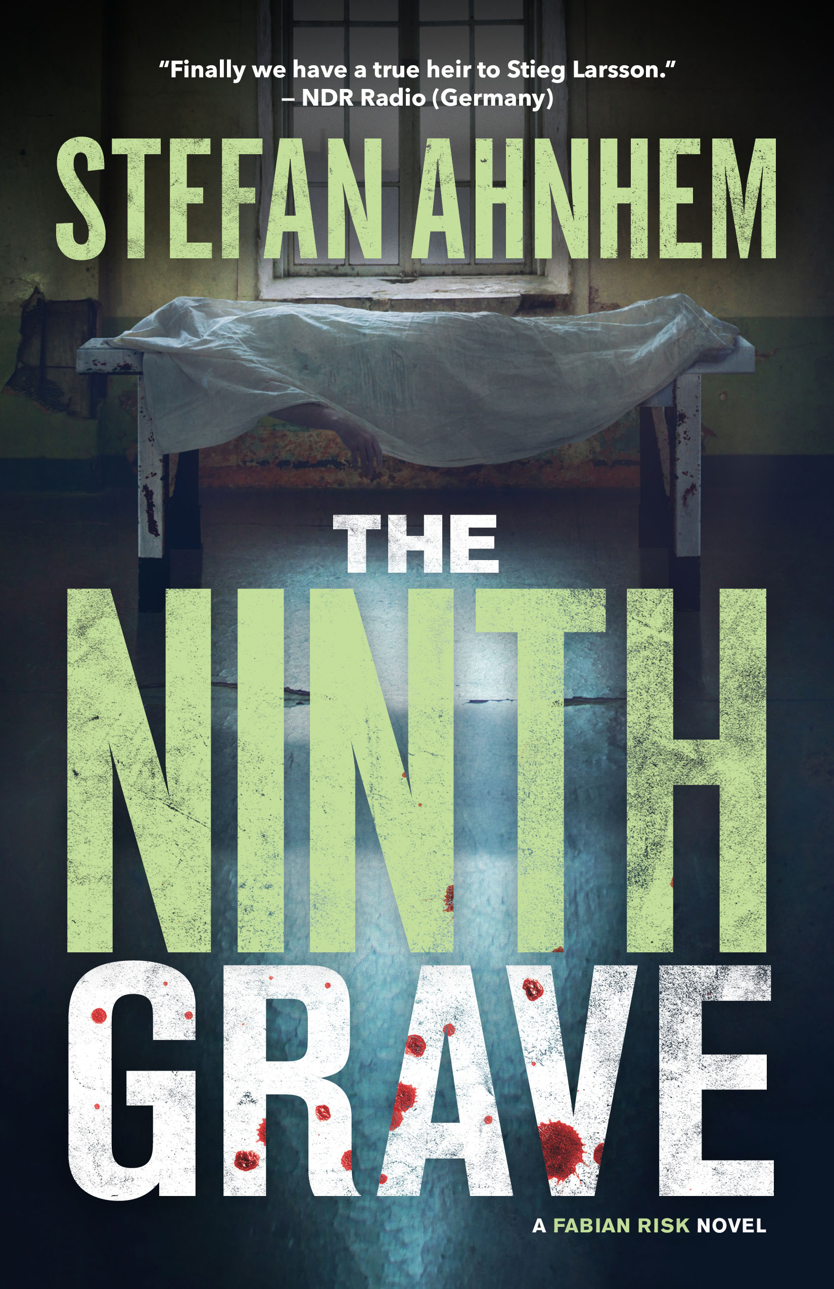 Vignette du livre The Ninth Grave