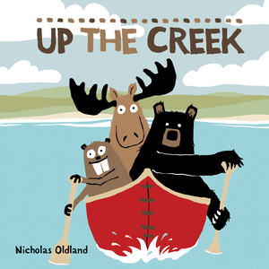 Vignette du livre Up the Creek