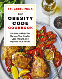 Vignette du livre The Obesity Code Cookbook