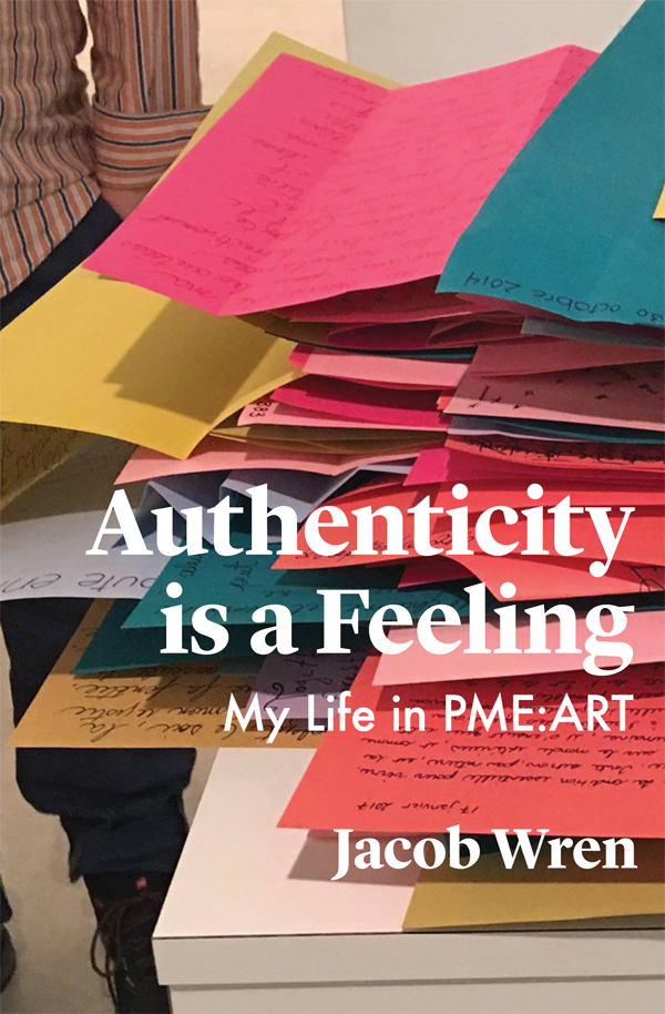 Vignette du livre Authenticity is a Feeling