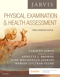 Vignette du livre Physical Examination and Health Assessment - Canadian, 3e