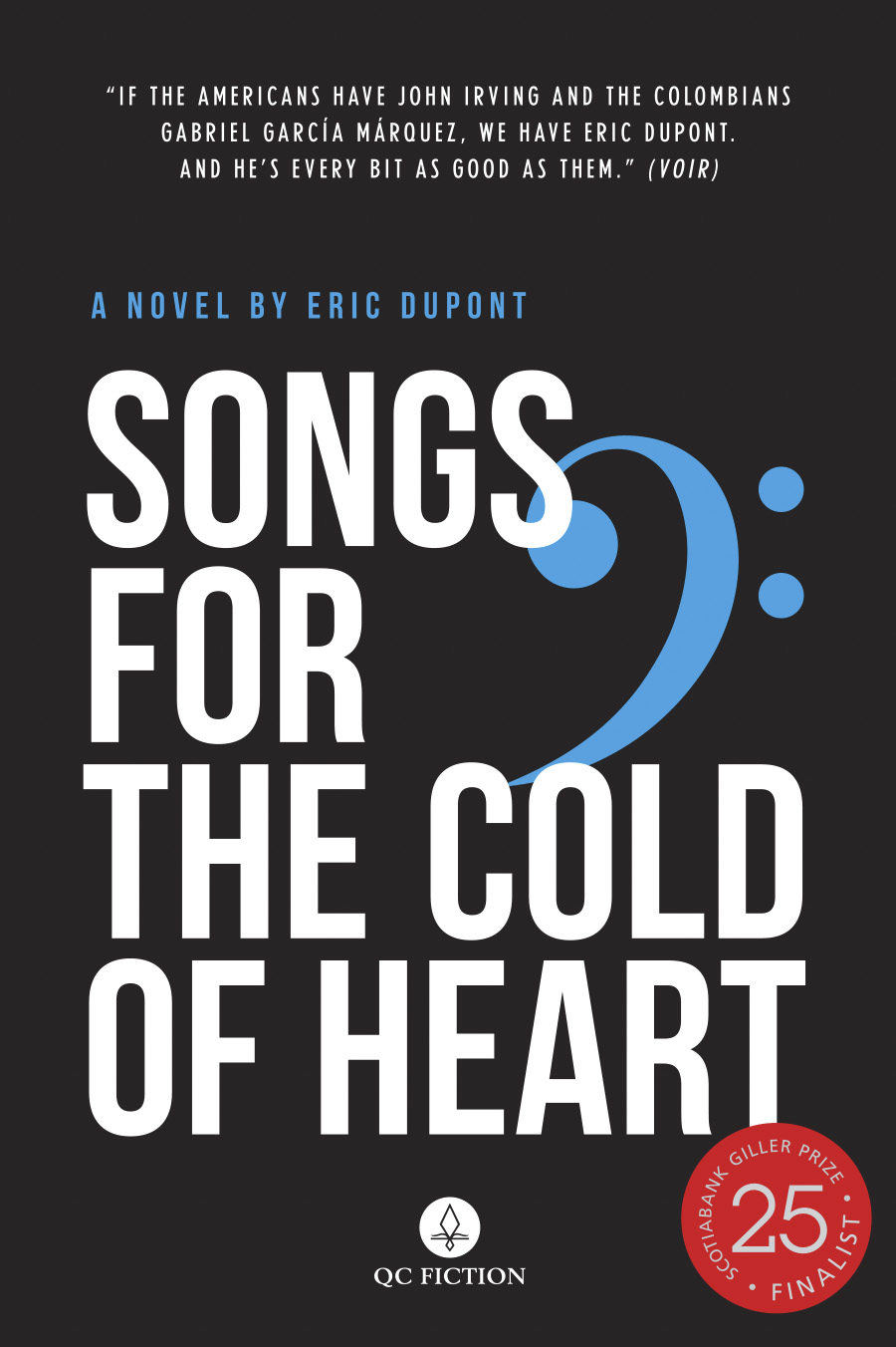 Songs for the Cold of Heart - Éric Dupont