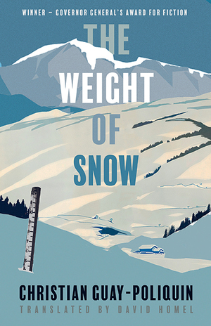 Vignette du livre The Weight of Snow