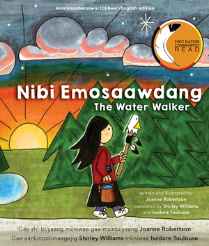Vignette du livre Nibi Emosaawdang / The Water Walker