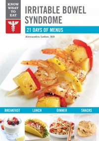 Vignette du livre Irritable bowel syndrom: 21 days of menus