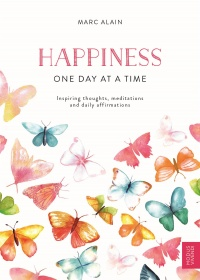 Vignette du livre Happiness : one day at a time