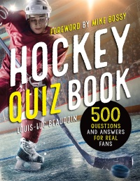Vignette du livre Hockey Quiz Book (Version anglaise)