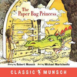 Vignette du livre The Paper Bag Princess