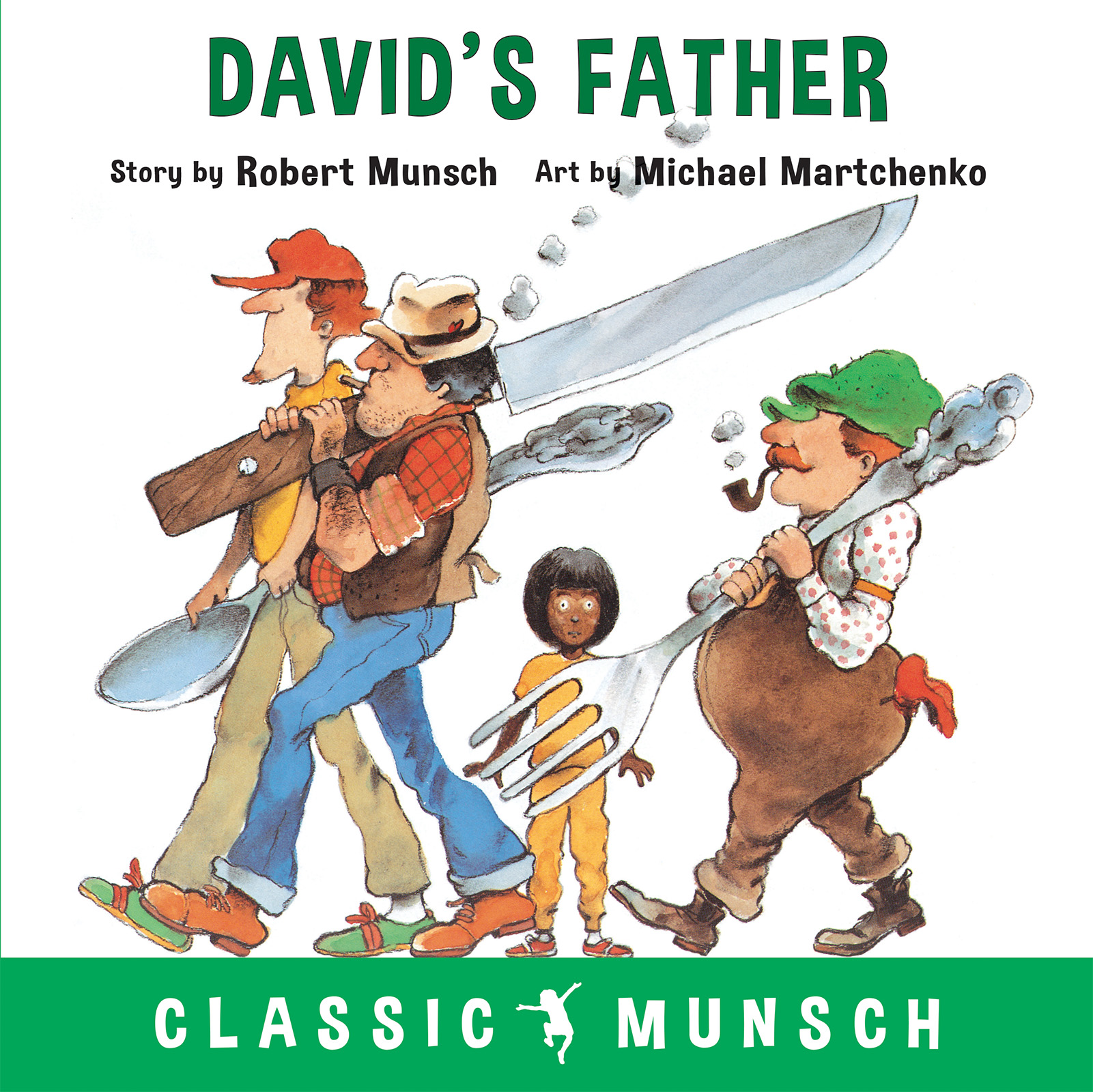 Vignette du livre David's Father