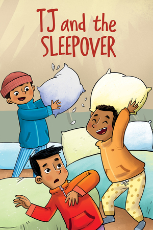 Vignette du livre TJ and the Sleepover