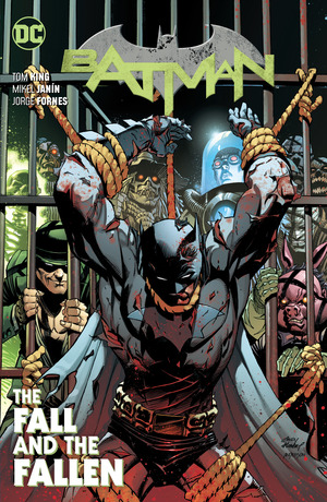 Vignette du livre Batman Vol. 11: The Fall and the Fallen