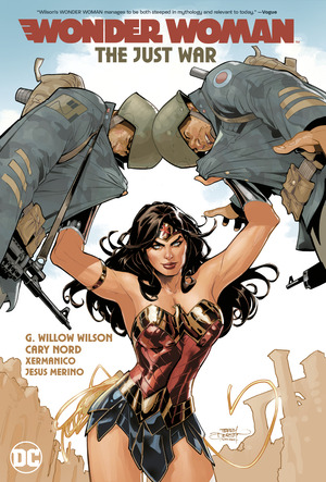 Vignette du livre Wonder Woman Vol. 1: The Just War
