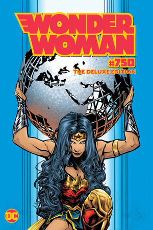 Vignette du livre Wonder Woman #750: The Deluxe Edition