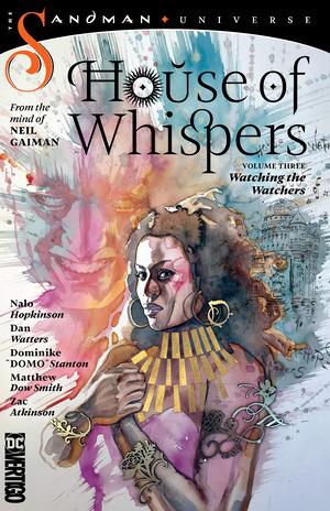Vignette du livre House of Whispers Vol. 3: Watching the Watchers
