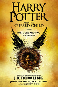 Vignette du livre Harry Potter and the Cursed Child - Parts One and Two