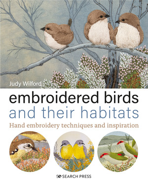 Vignette du livre Embroidered Birds and their Habitats