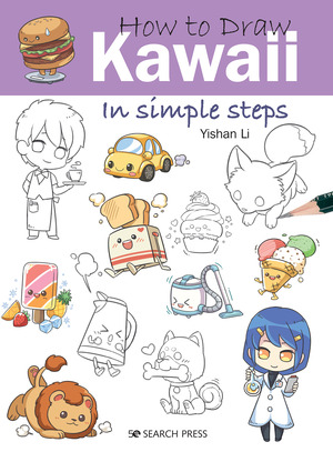 Vignette du livre How to Draw Kawaii in Simple Steps