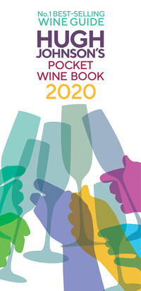 Vignette du livre Hugh Johnson Pocket Wine 2020