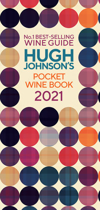 Vignette du livre Hugh Johnson?s Pocket Wine Book 2021