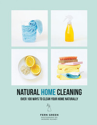 Vignette du livre Natural Home CleaningNATURAL HOME CLEANING