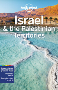 Vignette du livre Lonely Planet Israel & the Palestinian Territories 9th Ed.