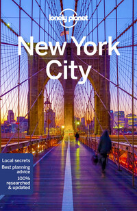 Vignette du livre Lonely Planet New York City 11th Ed.NEW YORK CITY 11thED