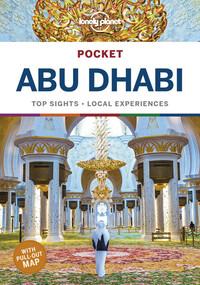 Vignette du livre Lonely Planet Pocket Abu Dhabi 2nd Ed.