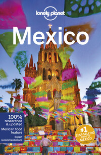 Vignette du livre Lonely Planet Mexico 16th Ed.
