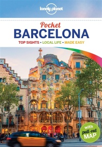 Vignette du livre Pocket Barcelona: top sights, local life, made easy