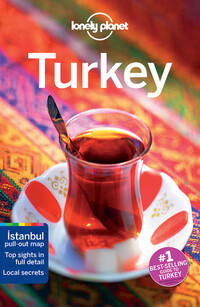 Vignette du livre Lonely Planet Turkey 15th Ed.